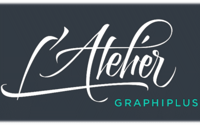 Atelier Graphiplus changes its logo and Parisian address!